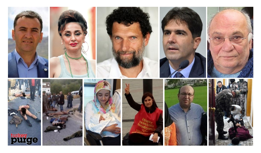 TURKEY PURGE IN PAST 30 DAYS: 3,158 detained, 1127 jailed over coup charges
