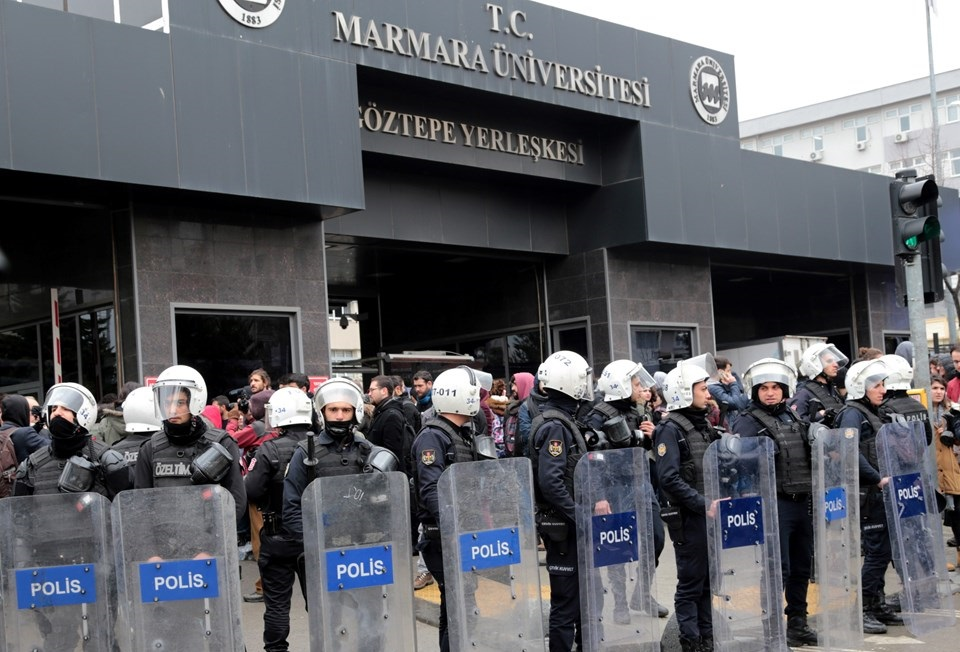 Turkish police raid university, detain 42 academics, staff on coup charges
