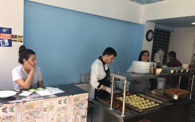 22 dismissed public servants open restaurant in Diyarbakır