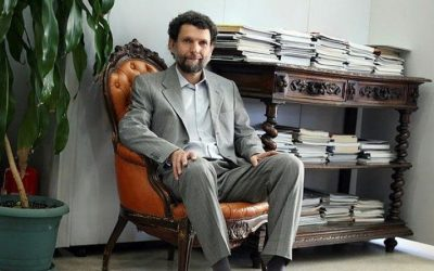 HRW: Arrest of civil society leader in Turkey arbitrary, punitive