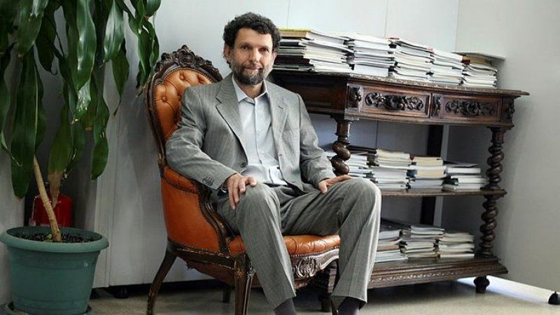Osman Kavala put in pretrial detention after 2 weeks under custody