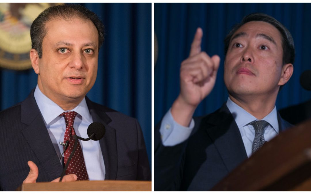 Istanbul prosecutor launches investigation against Preet Bharara, Joon H. Kim, others
