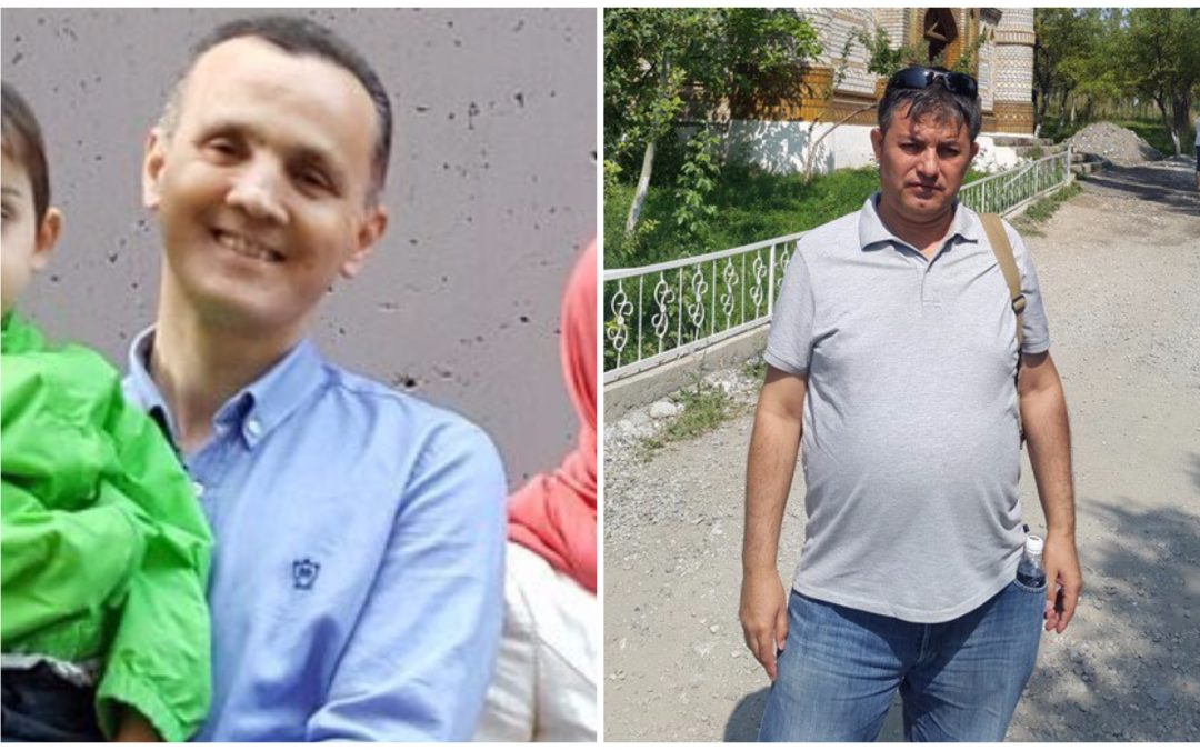 Two Turkish nationals, abducted from plane in Kazakhstan, returned to Turkey: report