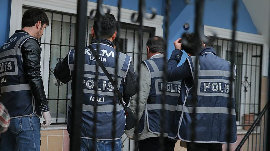 5,747 Gülenists detained in last two months: ministry