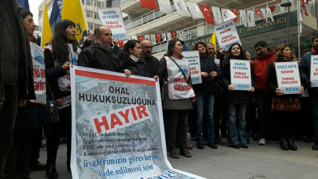 All demonstrations, public gatherings banned for 3 months in capital Ankara
