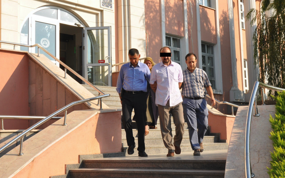 Chief physician at Kirsehir hospital jailed over alleged ByLock use
