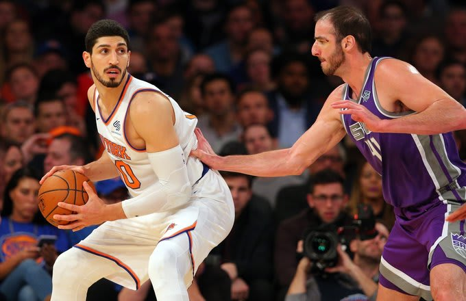 Enes Kanter faces up to 5 years in jail for insulting Erdogan on Twitter