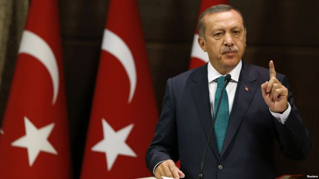 School principal detained for insulting Erdogan