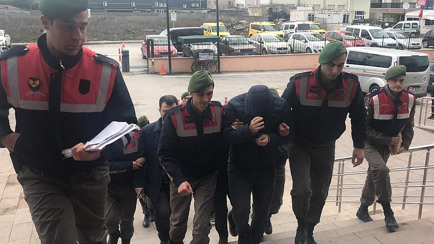 5 children, 4 teachers and 11 others detained while on way to flee Turkey's crackdown to Greece