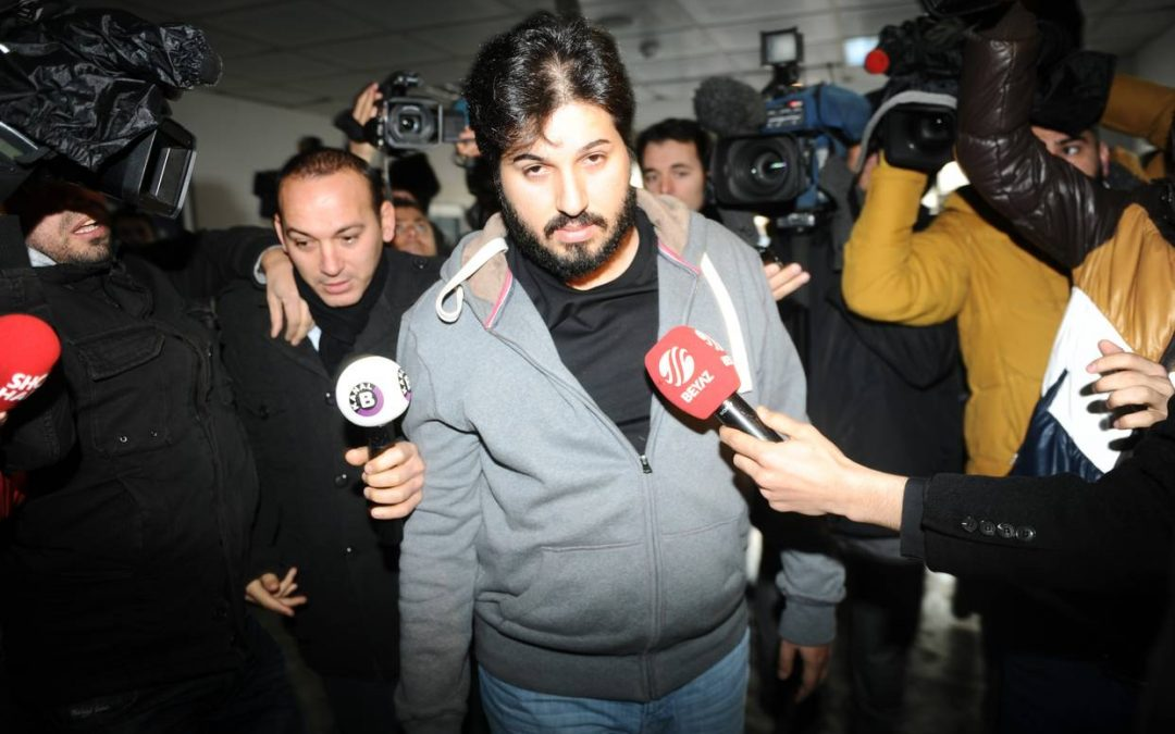 Turkish gov't seizes properties of Reza Zarrab, family over espionage charges