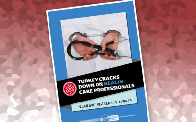 New report shows Turkey's purge ruined lives of 21,000 health care workers