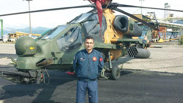 Technician in Erdoğan's helicopter on coup night arrested over coup charges: report