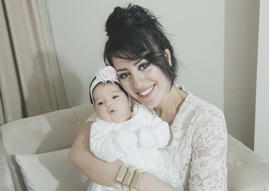 Turkish teacher with baby to be sent to prison in 10 days for 'praising terrorism' during live talk show