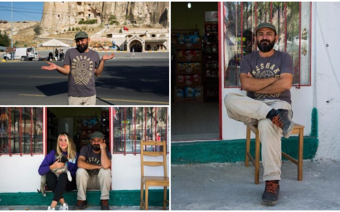 Archeologist, dismissed in post-coup purge, opens grocery store for a living