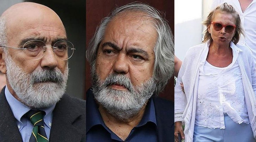 Prosecutor demands life sentences for Altan brothers, Ilıcak