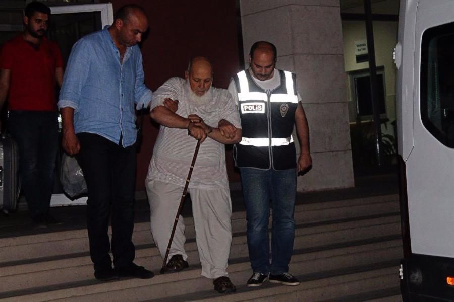 81-year-old man sentenced to 10 years in jail over terror charges