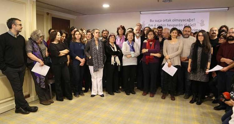 Trial for peace signatory academics begins in İstanbul