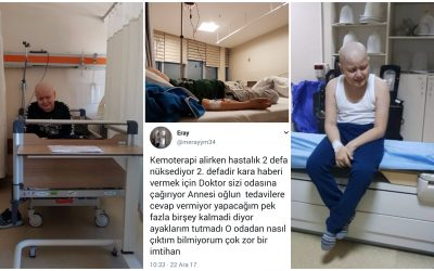 Amid grief over jailed father, 12-year-old not responding to cancer treatment