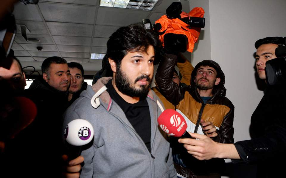 Turkey detains 17 for 'providing U.S.  with information' for Zarrab case