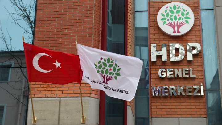 Prosecutor moves to end parliamentary immunity for 19 pro-Kurdish HDP lawmakers