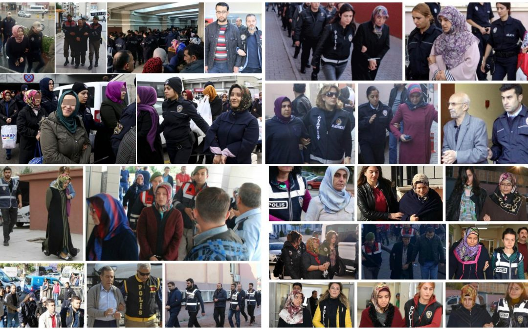 62,402 detained over Gülen links in 2017: state-run Anadolu