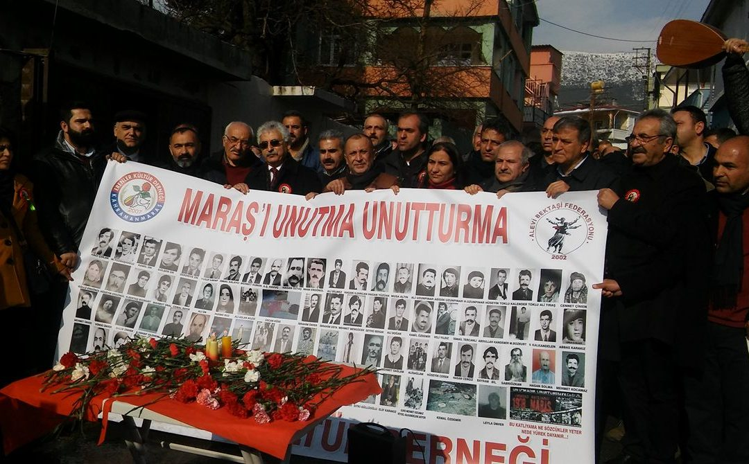 Governor bans public events, commemorations ahead of Maras massacre's anniversary