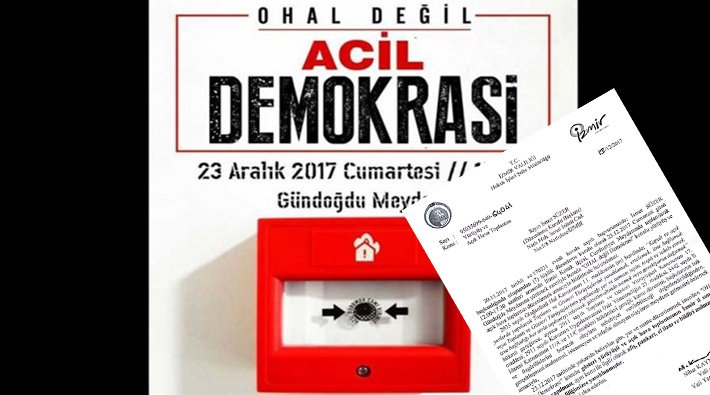 'Urgent Democracy' rally banned due to post-coup emergency rule