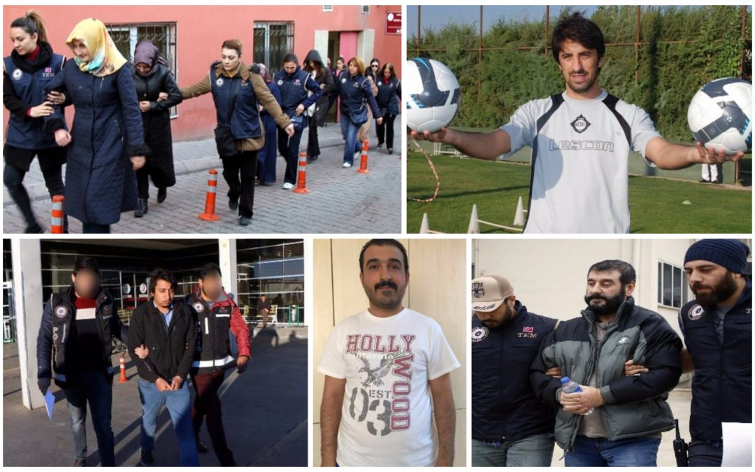 699 people detained over Gülen links in past week: ministry