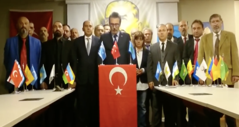 Turkey's new racist political party: 'Turks are superior race'