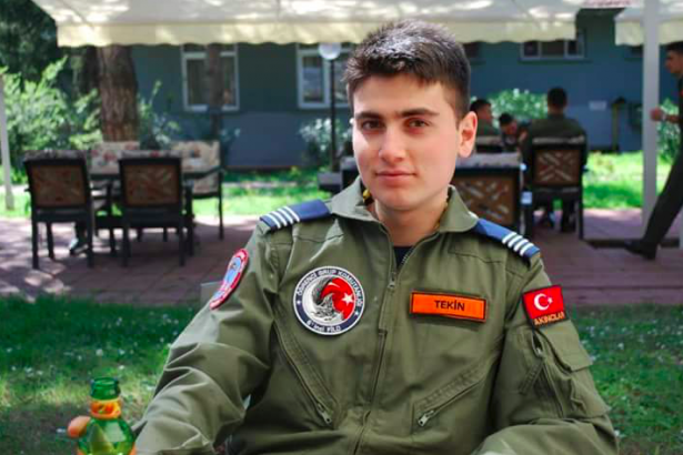 [VIDEO] Sister releases video of last moments of 21-year-old air force cadet murdered on night of coup attempt