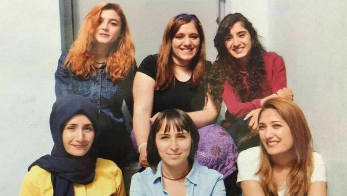Turkish court approves 34-year sentence for 6 pro-Kurdish university students