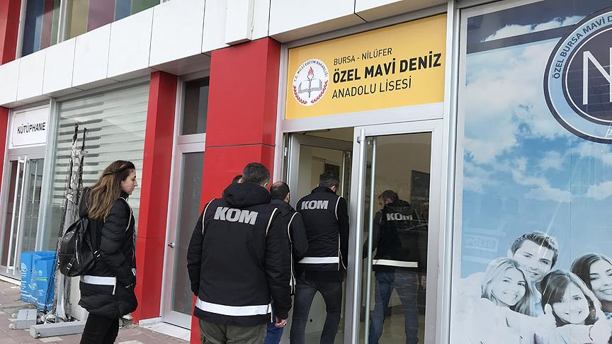 [VIDEO] Owner, wife, principal detained following dawn raid at Bursa school