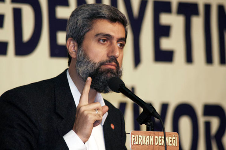 Muslim preacher critical of Turkish government detained by anti-terror police