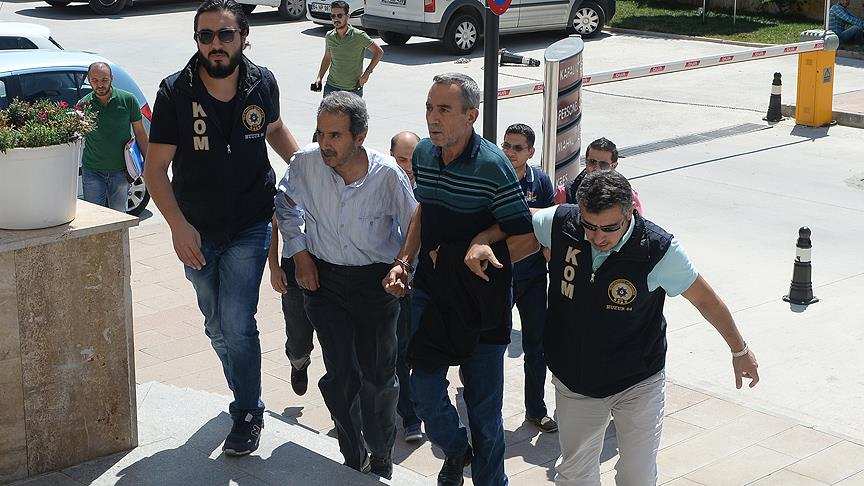 Former Zaman columnist Ali Unal, under arrest for 17 months, denied request for release