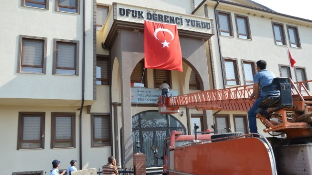 Detention warrants issued for 84 people who worked at Gulen dormitories