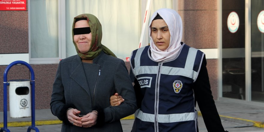 [VIDEO] Warrants issued for 18 women over Gülen links: 15 detained