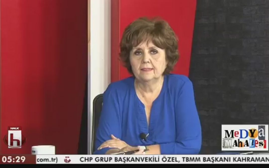 Journalist Aysenur Arslan gets 12-month jail sentence for insulting Erdogan