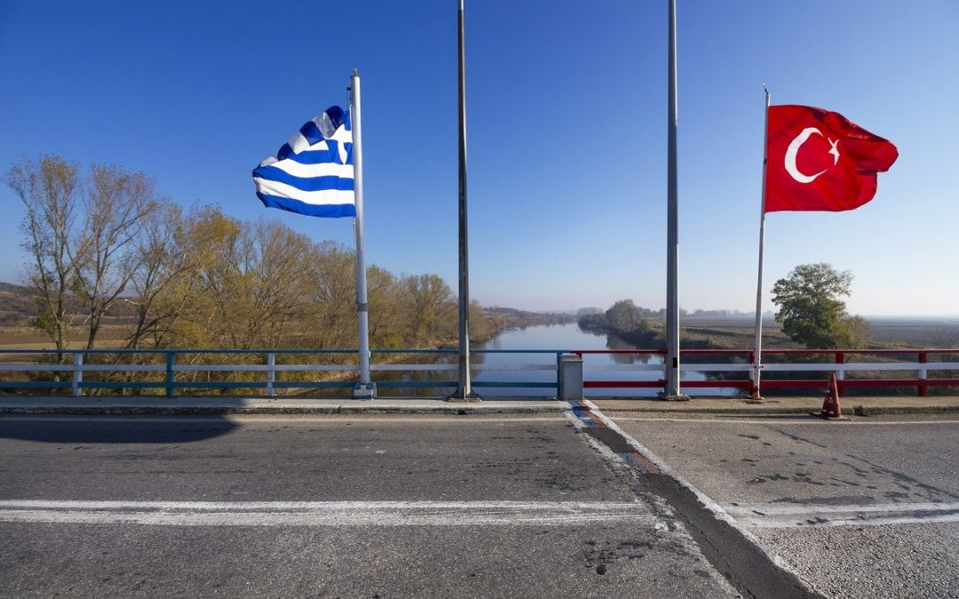 Two academics, teacher detained near Greek border while on way to flee Turkey