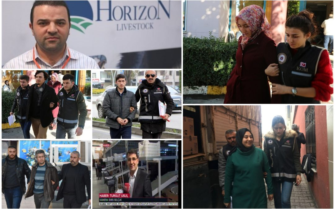 467 people detained over Gülen links in 2018's first week: ministry