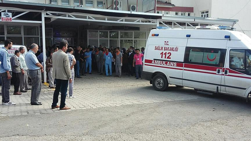 5-year-old boy dies after being hit by police vehicle in Diyarbakir: report
