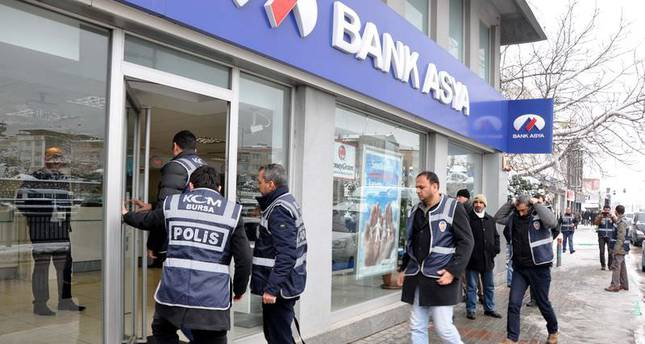 24 former Bank Asya shareholders put in pretrial detention