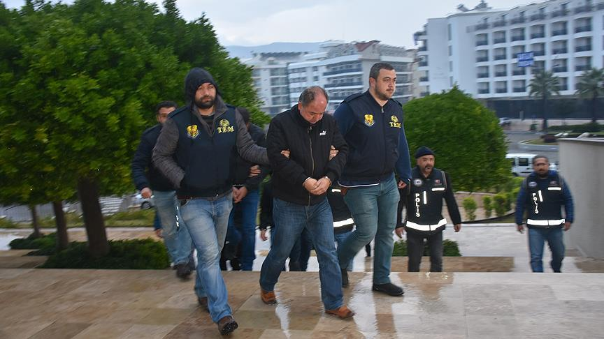 Teacher, three others caught in attempt to flee to Greece