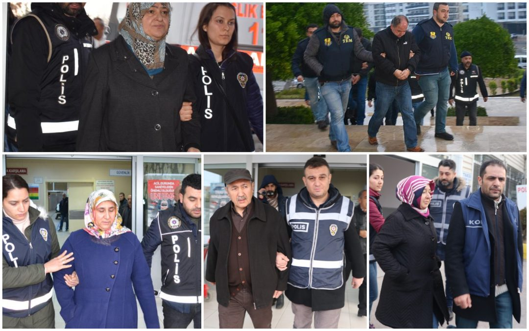 721 people detained over Gülen links in past week: ministry