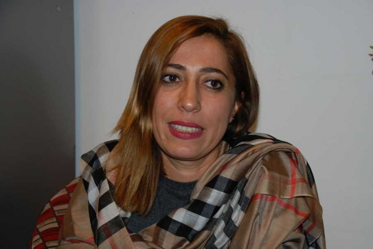Journalist Nurcan Baysal detained for social media posts against Turkey's Afrin operation