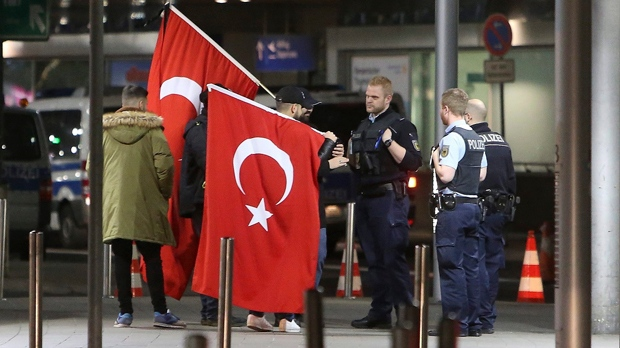 Turks, the leading refugee group in the Netherlands in 2017: report