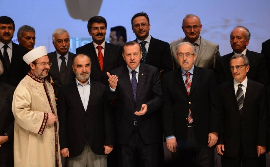 Content by Gülen-linked scholars removed from Turkey's state-backed Islamic Encyclopedia