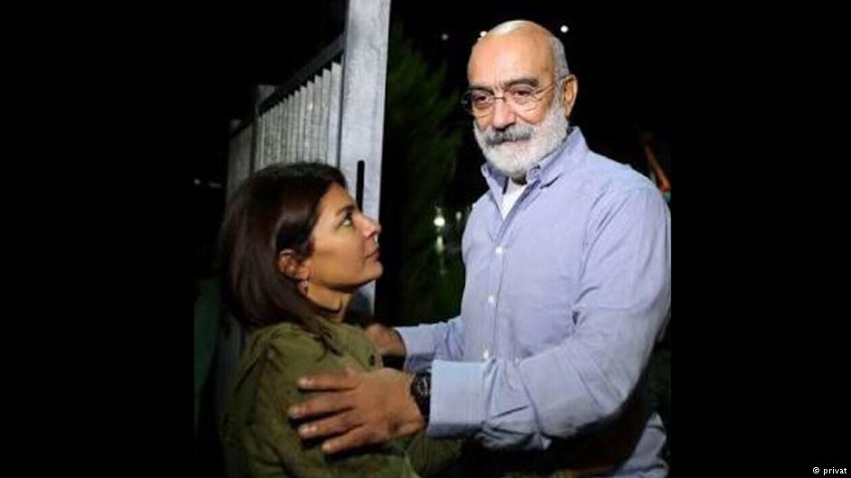 Daughter of imprisoned author Ahmet Altan: Journalists have become bargaining chips in Turkey
