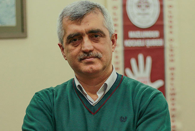 Rights defender Gergerlioğlu gets 2.5 year prison sentence on terror charges