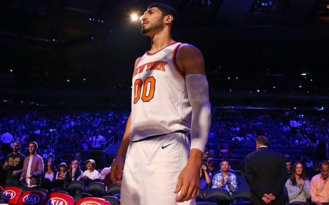 Enes Kanter faces 4 years in jail for 'insulting' Turkish basketball federation head