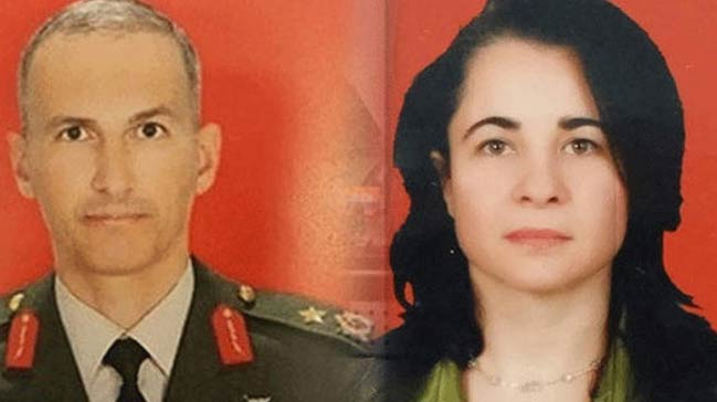 Turkish court sentences wife of alleged coup plotter to 18 years in prison